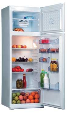 двухкамерный холодильник Vestel GN 345