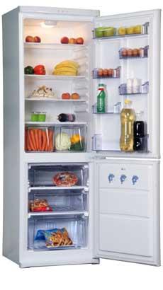 двухкамерный холодильник Vestel GN 360