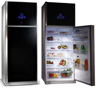 двухкамерный холодильник Vestel GT 590 UHS