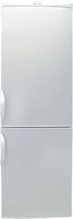 двухкамерный холодильник AKAI ARF 186/340