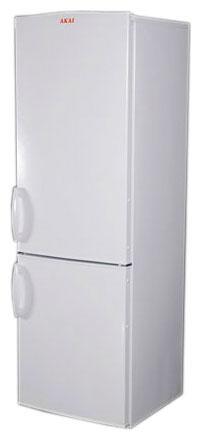 двухкамерный холодильник AKAI ARF 201/380