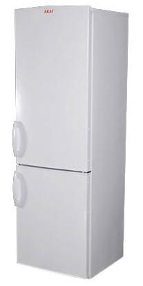 двухкамерный холодильник AKAI ARF 171/300