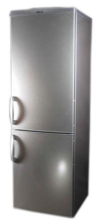 двухкамерный холодильник AKAI ARF 186/340 S