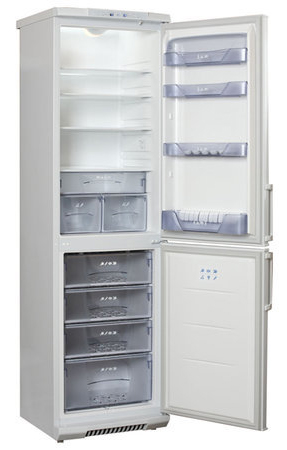 двухкамерный холодильник AKAI BRD 4382