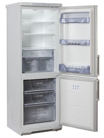 двухкамерный холодильник AKAI BRE 4312