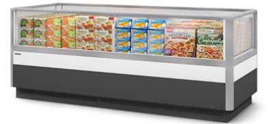 холодильная и морозильная витрина Брандфорд AQUARIUS PLUG-IN 180