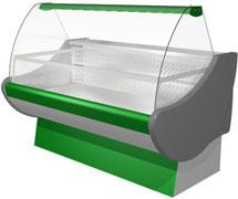 холодильная и морозильная витрина Протек 110 ВХL-1211.02