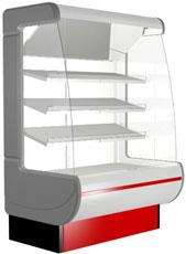 холодильная горка Протек Аквамарин - 130