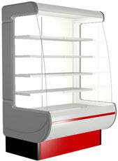 холодильная горка Протек Аквамарин - 150 (гастроном)