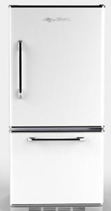 двухкамерный холодильник Big Chill RETROPOLITAN