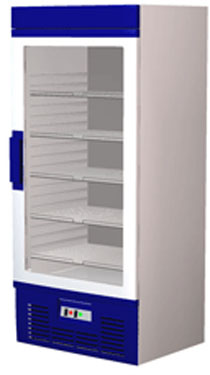 холодильный шкаф Ариада Рапсодия мод.R750MS