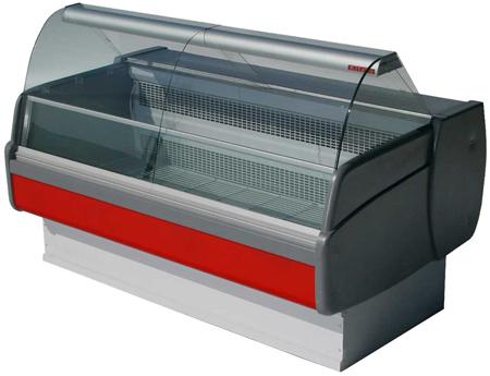 холодильная и морозильная витрина Кифато Аляска НТ мод.1200