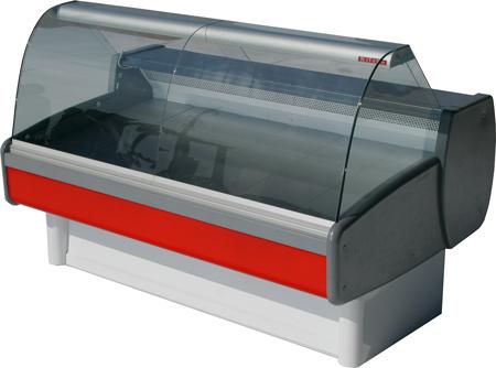 холодильная и морозильная витрина Кифато АЛЯСКА вен. мод.1800