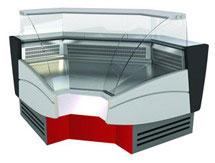 холодильная и морозильная витрина Криспи (Cryspi) Blues IC 90