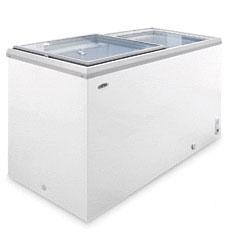 холодильный и морозильный ларь Aucma SD-255
