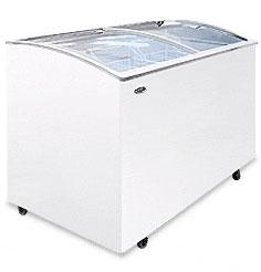 холодильный и морозильный ларь Aucma SD-325C