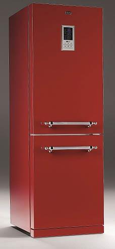 двухкамерный холодильник ILVE Techno ILVE RT 60C/ RB