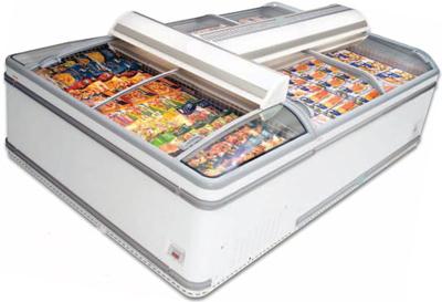 холодильный и морозильный ларь AHT ATHEN XL 175 (–) AD