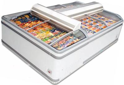 холодильный и морозильный ларь AHT ATHEN XL 207 (–) Kopfgerat
