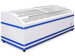 холодильный и морозильный ларь AHT Berlin 200 (V)