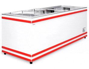 холодильный и морозильный ларь AHT Salzburg 210 (V)