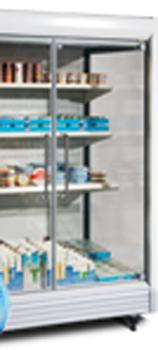 холодильная горка AHT VENTO-FLEX 125