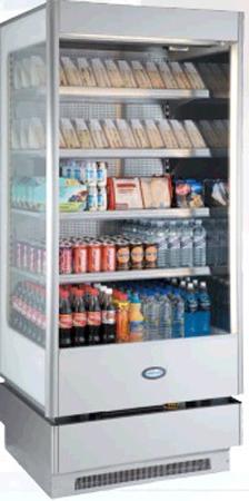 холодильная и морозильная витрина Foster Refrigerator FMPRO 130HS