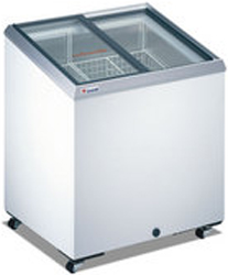 холодильный и морозильный ларь Caravell 206-935