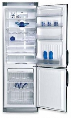 двухкамерный холодильник ARDO COF 2110 SAX