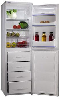 двухкамерный холодильник ARDO COG 1410 SA