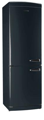 двухкамерный холодильник ARDO COO 2210 SH BK