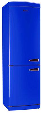 двухкамерный холодильник ARDO COO 2210 SH BL-L