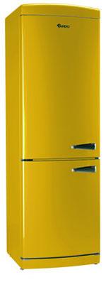 двухкамерный холодильник ARDO COO 2210 SH YE-L