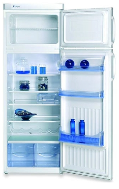 двухкамерный холодильник ARDO DP 36 SH