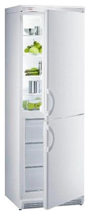 двухкамерный холодильник Mora MRK 6331 W