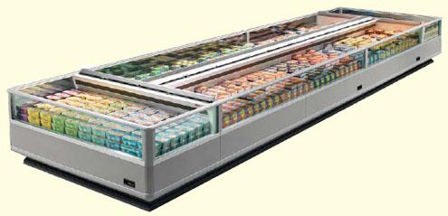 морозильная бонета Arneg Ankara 3 BT G3 мод.2500