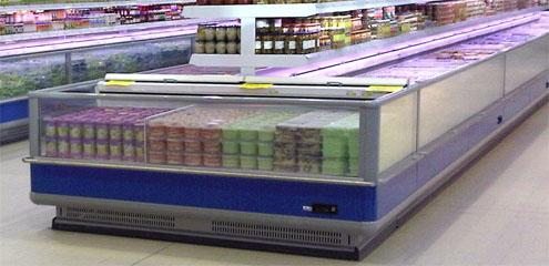 морозильная бонета Arneg Ankara 3 BT G4 мод.2500