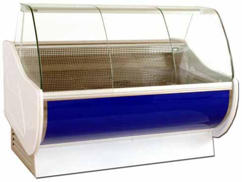 холодильная и морозильная витрина Juka EUROPA W-1 ER мод.130/110