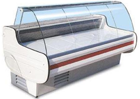 холодильная и морозильная витрина Juka Standart мод.120/110