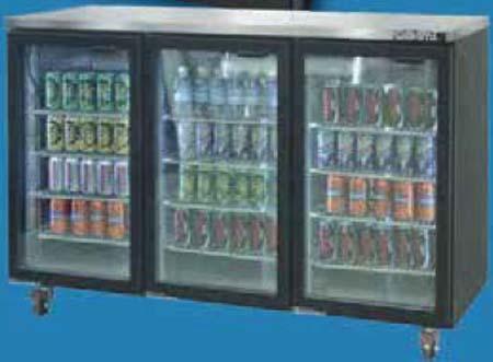 холодильный шкаф Williams C6502RCB
