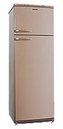 двухкамерный холодильник Mabe DT-360 Turbo