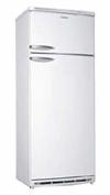 двухкамерный холодильник Mabe DT-450 White