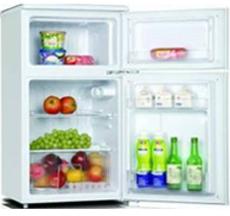 двухкамерный холодильник Shivaki SHRF 90 D