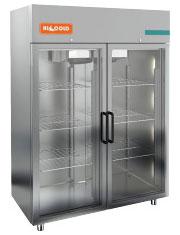 холодильный шкаф HiCold A140/2BEV