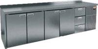 охлаждаемый стол HiCold  GN 11113 BR2 TN