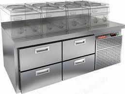 охлаждаемый стол HiCold  GN 22/BT LT SH