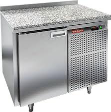 охлаждаемый стол HiCold  SN 1/TN камень