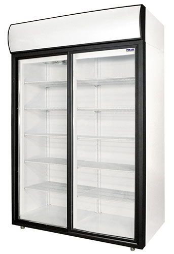 холодильный шкаф POLAIR Standart DM110Sd-S