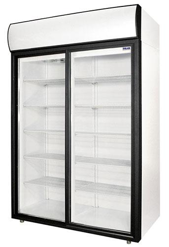 холодильный шкаф POLAIR Standart DM114Sd-S