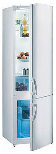 двухкамерный холодильник Gorenje 41298 W